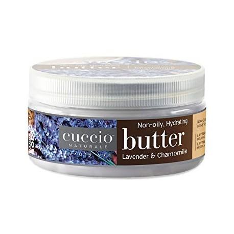 Cuccio Butter Blend - Lemongrass & Lavender cream 8 oz / 26 oz