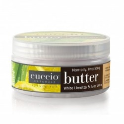 Cuccio - Limetta and Aloe Vera Butter Blend 8 oz