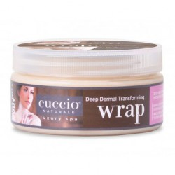 Cuccio Mask Body Hands Feet Deep Dermal Transforming Wrap 8 oz
