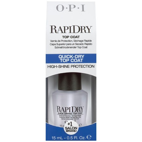 OPI Rapidry TopCoat 0.5 oz