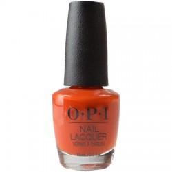 OPI Scotland Nail Polish - Red Heads Ahead U13 15ml