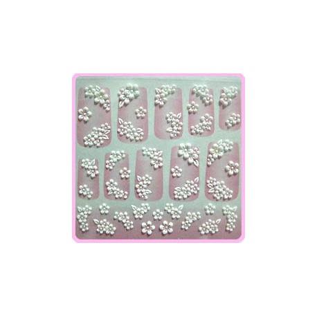 3D Sticker - Mini-Montifs