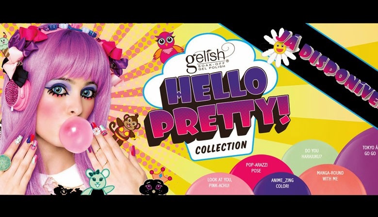 Gelish Hello Pretty